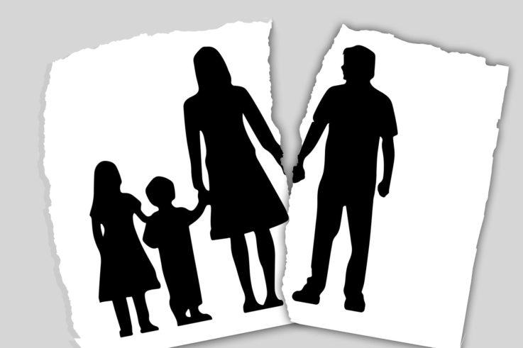 Ипотека при разводе супругов с несовершеннолетними детьми