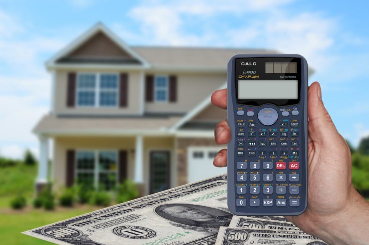 Ипотечный калькулятор Альфа-Банка