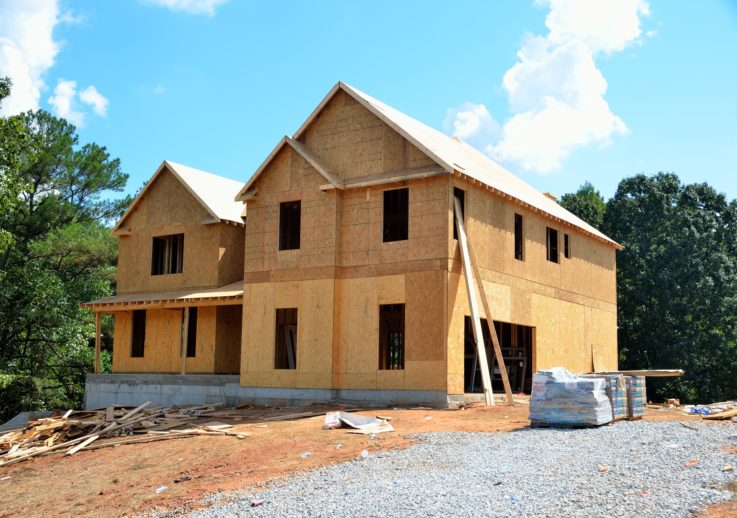 Можно ли на мат капитал купить землю под строительство дома