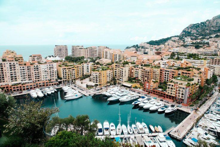 Франция и Монако
