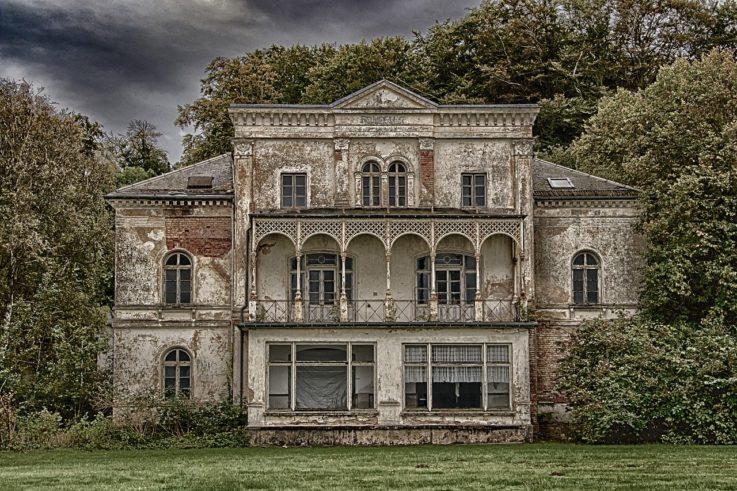 Что такое бесхозяйный дом